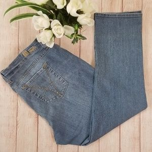 Kut From The Cloth Skinny Denim Jeans Size 18W